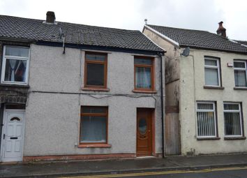 Thumbnail 2 bedroom semi-detached house to rent in Miskin Road, Trealaw, Tonypandy