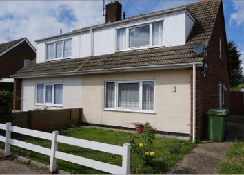Thumbnail 3 bed semi-detached house to rent in Barton Hill Drive, Sheerness