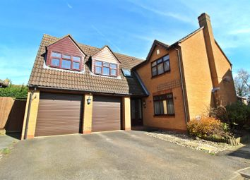 Thumbnail 5 bed property for sale in Joules Court, Shenley Lodge, Milton Keynes