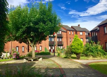 Thumbnail 2 bed flat for sale in Great Northern Court, Grantham