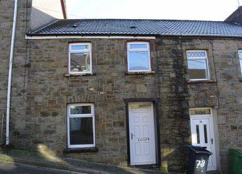 Thumbnail 3 bed terraced house for sale in Phillip Street, Mountain Ash, Rhondda Cynon Taff