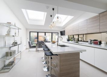 Thumbnail 3 bedroom terraced house for sale in Manor Grove, Richmond