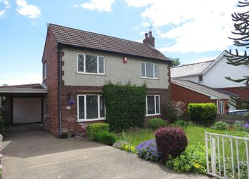Thumbnail 3 bed detached house to rent in The Hill, Glapwell, Chesterfield
