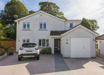 Thumbnail 4 bed detached house for sale in Tudor Close, Westbourne Road, Penarth