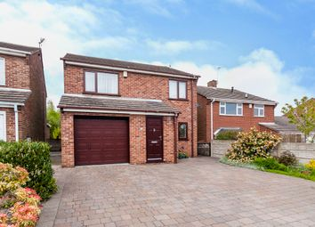 Thumbnail 4 bedroom detached house for sale in Birchwood Lane, Somercotes