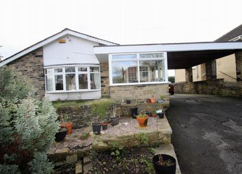 Thumbnail 4 bed bungalow for sale in Netheroyd Hill Road, Fixby, Huddersfield