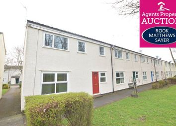 Thumbnail 3 bed terraced house for sale in Elworthy Road, Longhoughton, Alnwick