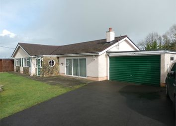 Thumbnail 3 bed detached bungalow for sale in 8 Pencnwc Isaf, Cross Inn, Nr. New Quay, Ceredigion