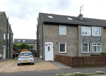 Thumbnail 2 bed flat for sale in 136 Broomfield Crescent, Carrick Knowe
