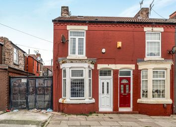 Thumbnail 2 bed end terrace house for sale in Dingle Vale, Aigburth, Liverpool