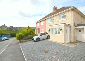 Thumbnail 3 bed semi-detached house for sale in Ger-Y-Castell, Kidwelly