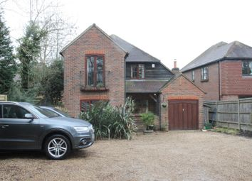 Thumbnail 4 bedroom detached house to rent in Billingshurst Road, Ashington, Pulborough
