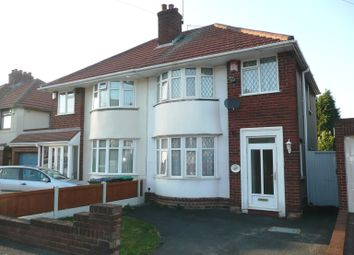 Thumbnail 3 bed semi-detached house for sale in Elm Terrace, Tividale