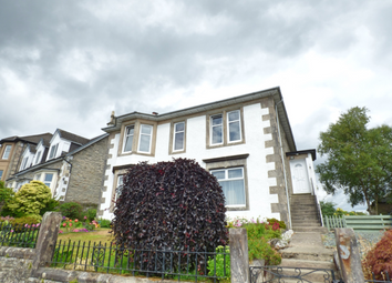 Thumbnail 3 bed flat for sale in 14A Nelson Street, Dunoon