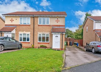 Thumbnail 2 bed semi-detached house to rent in Epping Close, Walsall