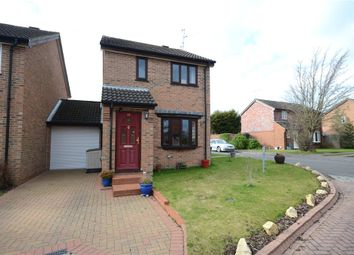 Thumbnail 3 bed link-detached house for sale in Grenadiers Way, Farnborough, Hampshire
