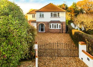 Thumbnail 4 bed detached house for sale in Shirley Place, Knaphill, Woking
