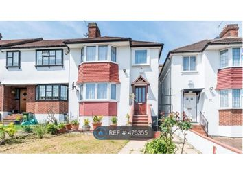 Thumbnail 3 bed end terrace house to rent in Greenhurst Road, London