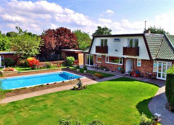 Thumbnail 5 bed detached house for sale in Kenyon Lane, Lowton, Lancashire