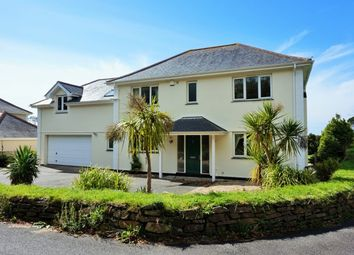 Thumbnail 5 bed detached house for sale in Henliston Drive, Helston