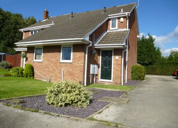 Thumbnail 1 bed end terrace house for sale in Royal Oak Drive, Selston, Nottingham