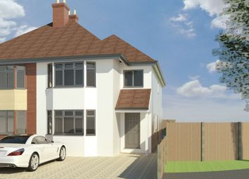 Thumbnail 4 bed semi-detached house for sale in Delbush Avenue, Headington, Oxford