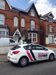 Thumbnail 1 bed flat to rent in Gillot Road, Birmingham