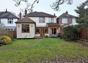 Thumbnail 5 bedroom detached house for sale in Loughborough Road, Birstall
