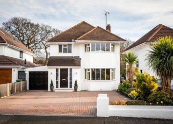 Thumbnail 4 bed detached house for sale in Marina Drive, Poole