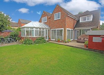 Thumbnail 4 bed detached house for sale in Rosebery Avenue, Kibworth Beauchamp, Leicester, Leicestershire
