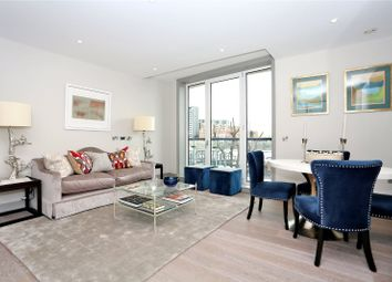 Thumbnail 2 bed flat for sale in Calico House, Clove Hitch Quay, Battersea, London
