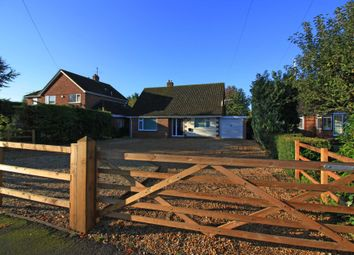 Thumbnail 4 bedroom detached house for sale in Meadow Close, Moulsford, Wallingford
