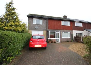 Thumbnail 4 bed semi-detached house for sale in Green Lane, Houghton, Carlisle