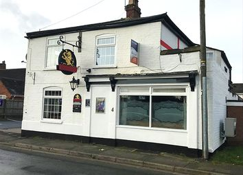 Thumbnail Pub/bar for sale in School Road, Worcester