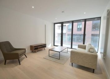 Thumbnail 1 bed flat to rent in Royal Wharf, London