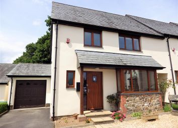 Thumbnail 3 bedroom link-detached house for sale in Old Barn Close, Winkleigh