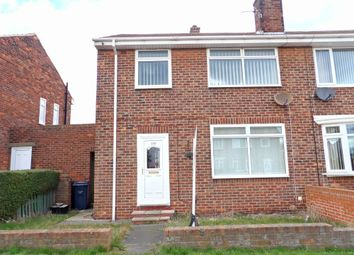 Thumbnail 3 bed semi-detached house for sale in Lumley Avenue, South Shields