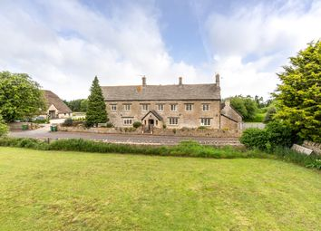 Sevington, Grittleton, Chippenham SN14. 6 bed farmhouse for sale