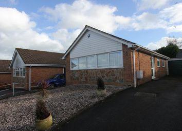 Thumbnail 2 bedroom detached bungalow for sale in Harbourne Avenue, Paignton