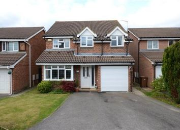 Thumbnail 4 bedroom detached house for sale in Cressida Chase, Warfield, Berkshire