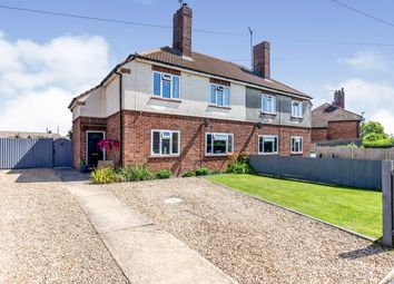 Thumbnail Semi-detached house for sale in St. Johns Road, Weston Hills, Spalding