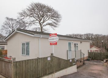 Thumbnail 2 bed detached bungalow for sale in Princes Road, Glenholt Park, Plymouth