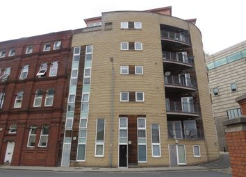 Thumbnail 1 bedroom flat for sale in Gallery Square, Walsall