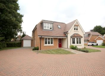 Thumbnail 5 bed detached house to rent in Chance Mead, Mayfield Avenue, New Haw, Surrey