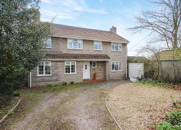 Thumbnail 4 bed detached house for sale in Peddles Lane, Charlton Mackrell, Somerton