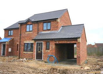 Thumbnail 3 bedroom semi-detached house for sale in Available Now The Rowans, Fakenham, New B