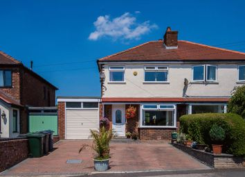 Thumbnail 3 bed semi-detached house for sale in Mickering Lane, Aughton, Ormskirk