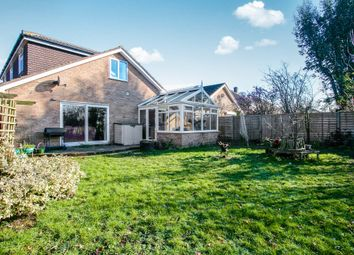 Thumbnail 5 bed detached house for sale in Church Street, Old Hurst, Huntingdon