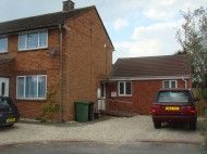 Thumbnail 1 bed flat to rent in Radley Road, Abingdon