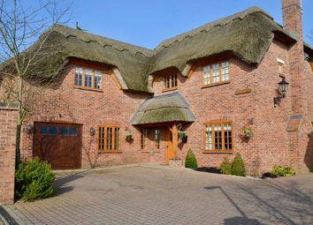 Thumbnail 4 bed detached house for sale in Daventry Road, Dunchurch, Rugby